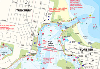 Forster Nsw Map Marine Rescue NSW   Forster Tuncurry | Marine Rescue   volunteer  Forster Nsw Map