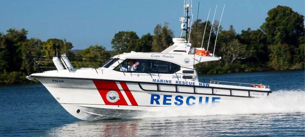 Marine Rescue NSW – Forster Tuncurry